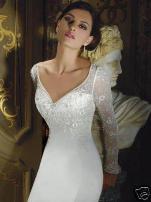 robe de mariee demetrios 130 euros